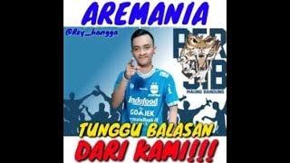 Video Pesan Bobotoh untuk Aremania,, Tunggu Balasan Kami...!!! MP3, 3GP, MP4, WEBM, AVI, FLV April 2018