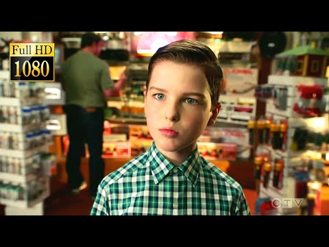 Sheldon's top 5 sources of news | Young Sheldon Season 4 | Sheldon Cooper | Missy Cooper