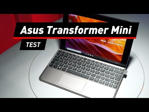 Asus Transformer Mini: Lautloser Langläufer im Test