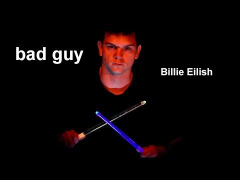 Billie Eilish - bad guy (Drum Cover)