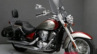 8. 2007  KAWASAKI  VN900LT VULCAN 900 CLASSIC LT   - National Powersports Distributors