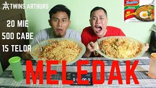 Video MUKBANG CHALLENGE 20 INDOMIE ABANG ADEK 500 CABE INDONESIA | 15 TELOR | HABIS ? #EPS2 MP3, 3GP, MP4, WEBM, AVI, FLV Juni 2018