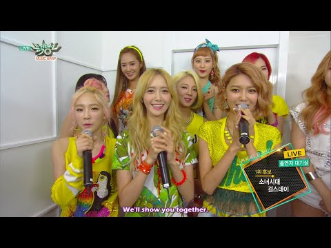 [ENG SUB] 150717 SNSD Girls' Generation 'PARTY' Interview