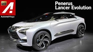 Video Mitsubishi e-Evolution Concept First Impression Review at Tokyo Motor Show 2017 MP3, 3GP, MP4, WEBM, AVI, FLV Desember 2017