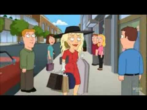 Family Guy Uptown Girl
