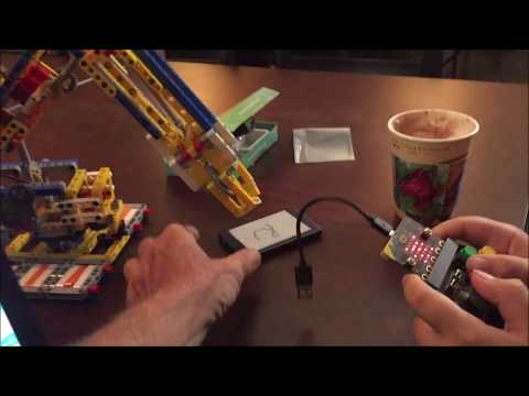 Yahboom Arm:bit with Micro:bit