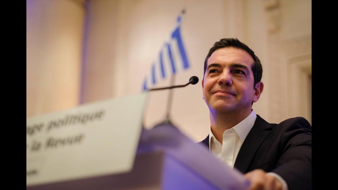Βράβευση από την Επιτροπή της Politique Internationale με το Βραβείο Πολιτικού Σθένους