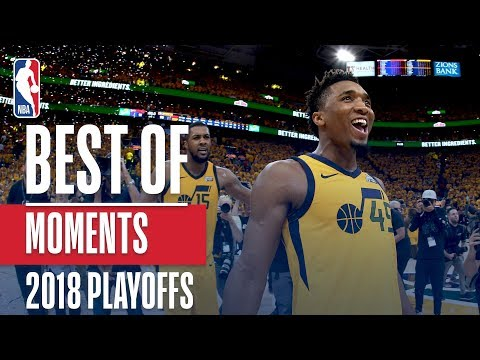 Best Moments Of The 2018 NBA Playoffs!