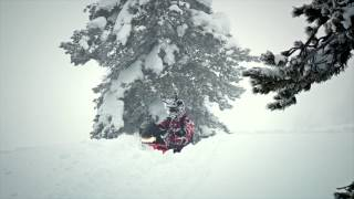 3. Polaris 800 Pro RMK Assault 155 Test Ride Preview