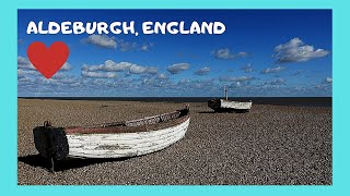 Aldeburgh United Kingdom  City pictures : Visting beautiful Aldeburgh, Suffolk, East Anglia, England