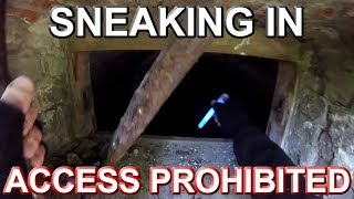 Video SNEAKING IN, PUBLIC ACCESS FORBIDDEN – Deep Fortified Tunnels MP3, 3GP, MP4, WEBM, AVI, FLV September 2018