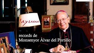 Breu biografia de Mons. Álvaro del Portillo