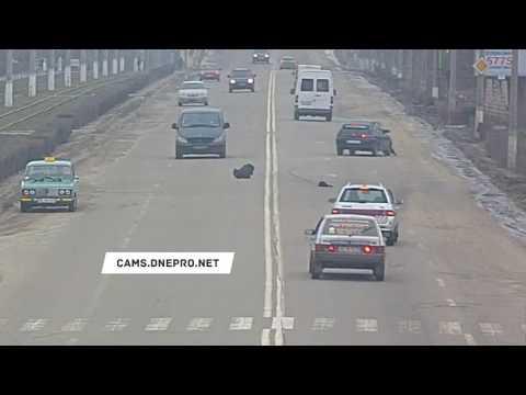 Авария в Днепродзержинске