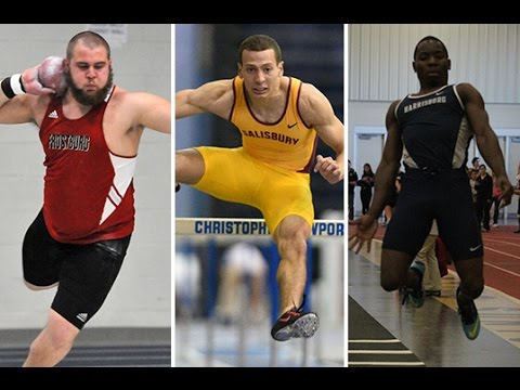 2016 CAC Men's Indoor Track & Field Pre-Championship Webcast