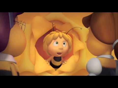 La abeja Maya, la película - Clip Nacimiento de Maya?>
