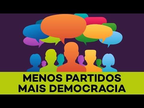 Reinaldo Belli: menos partidos e mais democracia
