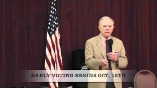 Searcy (AR) United States  city pictures gallery : A Word from Senator David Pryor in Searcy, AR