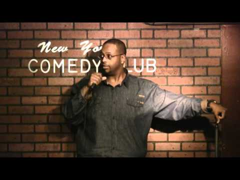 James Alexander at New York Comedy Club - 1-13-2011
