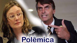 Jair Bolsonaro vira réu no STF por desentendimento com Maria do Rosário de 2013.Será golpe do STF contra Bolsonaro para inviabilizar sua candidatura para as eleições de 2018?Veja como Jair Bolsonaro se expressa nesta entrevista coletiva sobre o assunto.