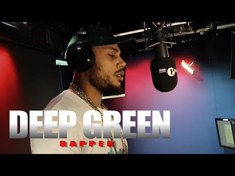 Deep Green – Fire In The Booth