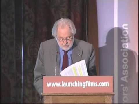 FDA Keynote Speech 2010 Pt 3  | Official Website of David Puttnam | Atticus Education | Film