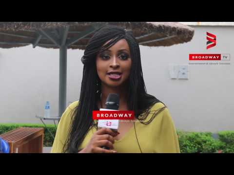 On Set With: Alexx Ekubo, Etinosa Idemudia and more star in Miss Independent