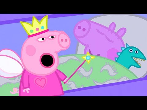 Свинка Пеппа на русском все серии подряд    Без родителей    Мультики онлайн видео