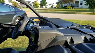 4. 2018 CAN-AM XDS TURBO MAX 172 HP!!