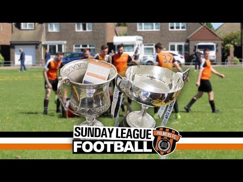 Sunday League Football - WE WANT 3! (League Title Decider)