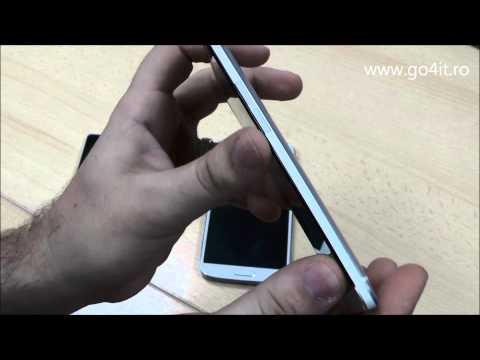 Galaxy S4 vs One vs XPERIA Z - construcţie şi design