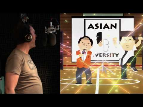 South park Writers' Room – City Sushi: Behind the Scene