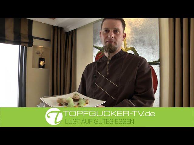 Hähnchenroulade mit Hummerschwanz gefüllt   Rezeptempfehlung Topfgucker-TV