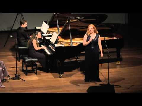 Summertime from Porgy & Bess by Gershwin ( arr. Tal Zilber). Orit Wolf, Tal Zilber and Karin Shifrin