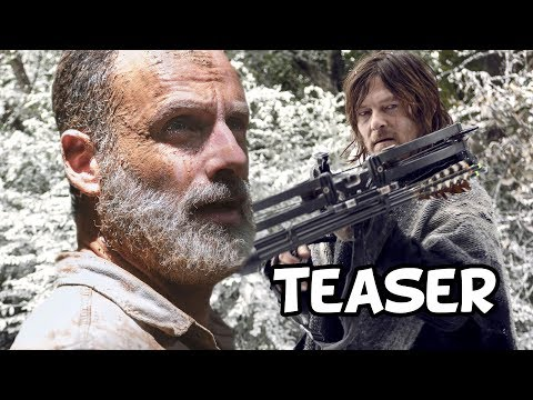 The Walking Dead 'daryl's Death Foreshadowing Explained' Breakdown