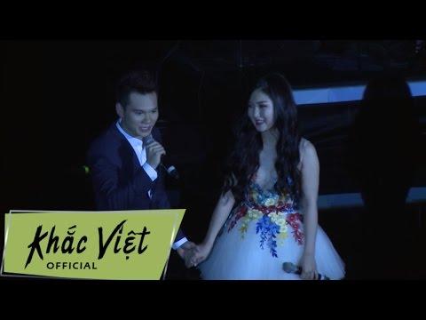 Liveshow Yêu - Ca sĩ Khắc Việt phần 1