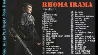 Rhoma Irama - 41 Lagu Terbaik FULL ALBUM | Lagu Dangdut Hits Terbaik