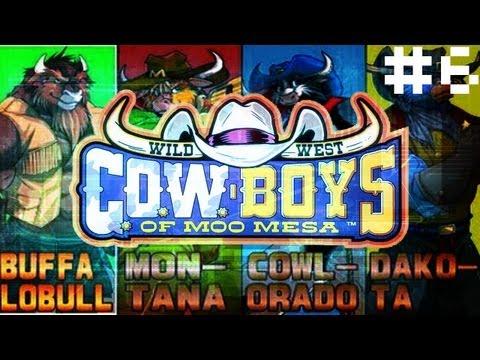 Wild West C.O.W. Boys of Moo Mesa 6/7 (Arcade)