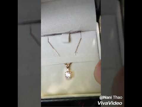 Adara Morganite necklace