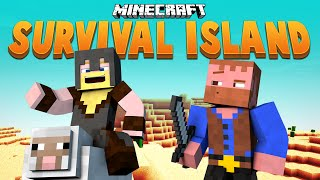 DEADLY WIZARD'S TOWER ★ Minecraft Survival Island (15)