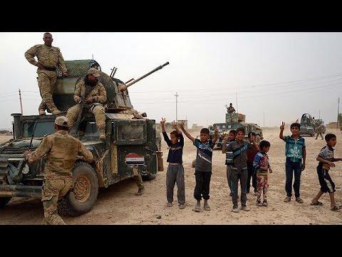 Ιράκ: Εντείνει τις χερσαίες επιχειρήσεις στα περίχωρα της Μοσούλης ο Ιρακινός στρατός – world
