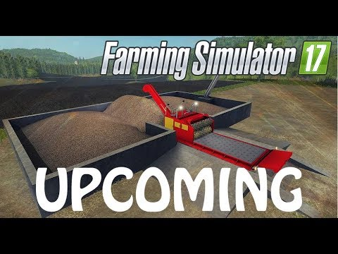 NEW TEST MODS FROM BLACKSHEEP in Farming Simulator 2017   UPCOMING   PS4   Xbox One