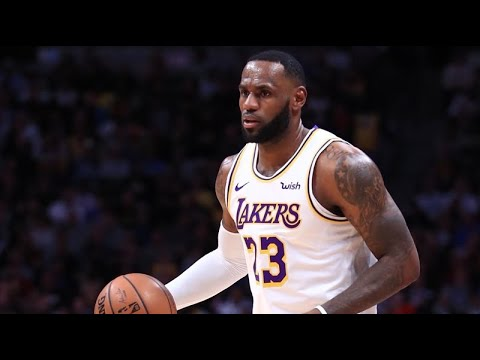 LA Lakers vs Denver Nuggets - Full Game Highlights   December 3, 2019   NBA 2019-20