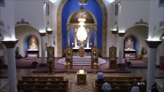 Recorded at St. Mary Byzantine Catholic Church in Cleveland, Ohio. Rev. Marek Visnovsky, celebrant. Professor Michael Robusto...