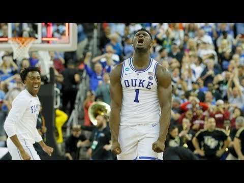 Zion Williamson: NCAA tournament highlights