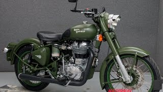 6. 2012  ROYAL ENFIELD  BULLET C5 MILITARY - National Powersports Distributors