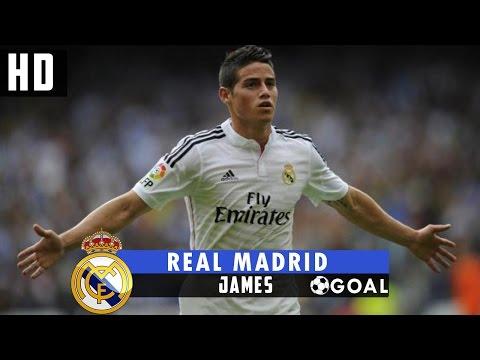 James⚽ - GOAL - Real Madrid vs Barcelona - 2:2 (23.04.2017) - El Clasico HIGHLIGHTS