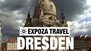 Dresden Germany  city photo : Dresden Vacation Travel Video Guide
