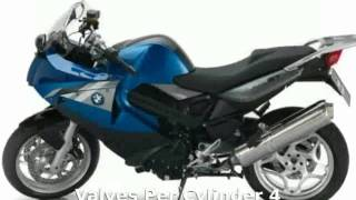9. 2012 BMW F 800 ST Info and Specification