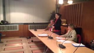 Assemblea PDT: Giulia Robol segretaria provinciale