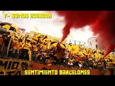 TOP 10 MEJORES CANCIONES DE LA SUR OSCURA 2016   BARCELONA SPORTING CLUB - Sur Oscura - Barcelona Sporting Club